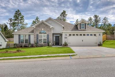 Richmond County Single Family Home For Sale: 5126 Copse Drive