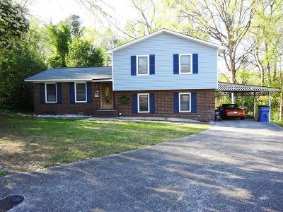 Martinez Single Family Home For Sale: 4455 Shadowood Drive