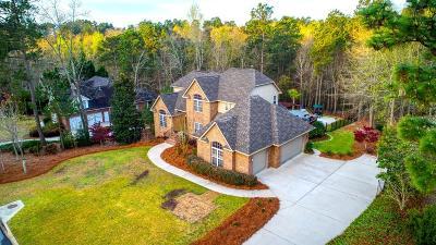Aiken Single Family Home For Sale: 114 Mockernut Circle