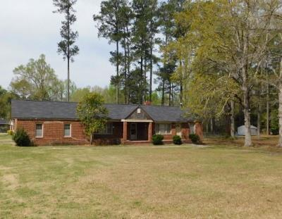 McDuffie County Single Family Home For Sale: 717 Pine Lane Drive