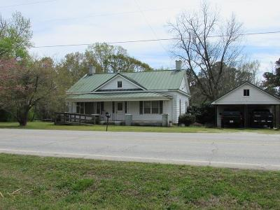 Lincoln County Single Family Home For Sale: 504 Elm Street