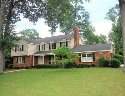 Richmond County Single Family Home For Sale: 818 Aumond Place E