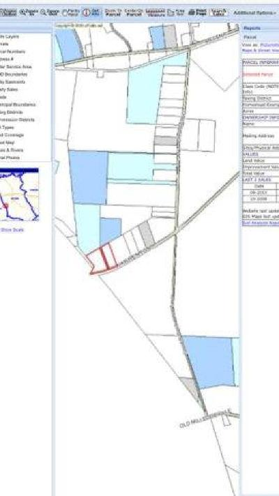 Thomson Residential Lots & Land For Sale: Warrenton Hwy