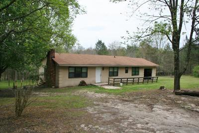 Appling GA Single Family Home For Sale: $139,900