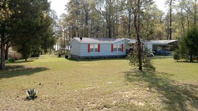 McDuffie County Manufactured Home For Sale: 5960 Rousseau Creek Road