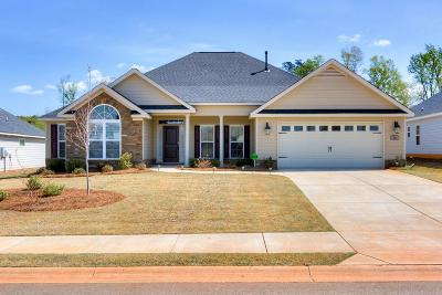Grovetown Single Family Home For Sale: 237 Carlow Drive