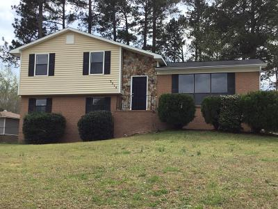 Richmond County Single Family Home For Sale: 3515 Postell Drive