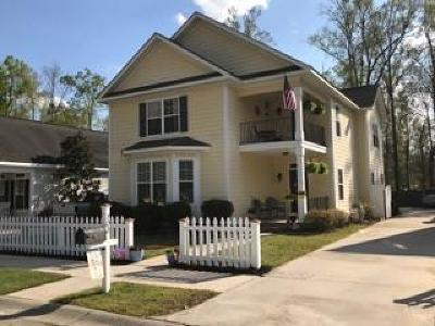Riverwood Plantation Single Family Home For Sale: 702 Cavanaugh Lane
