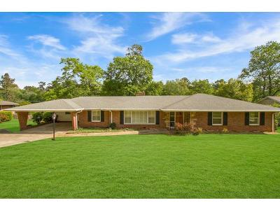Augusta Single Family Home For Sale: 2302 Overton Road