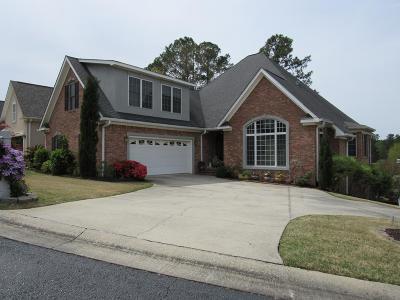 Evans Single Family Home For Sale: 4216 Blue Heron Lane
