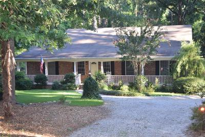 Appling Single Family Home For Sale: 7427 Lakeside Drive