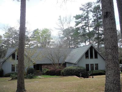North Augusta Single Family Home For Sale: 10 Woodsprings Court