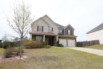 Augusta Single Family Home For Sale: 4817 Apple Court