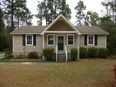 North Augusta Single Family Home For Sale: 418 Blanchard Road