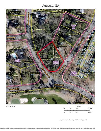 Augusta Residential Lots & Land P: 421 Brookside Drive