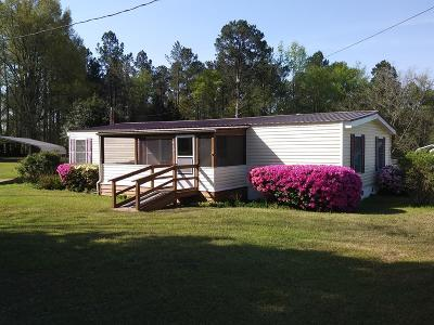 McDuffie County Manufactured Home For Sale: 510 Plum Street