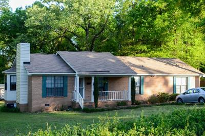 Hephzibah Single Family Home For Sale: 1548 Citation