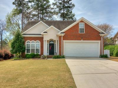 Martinez Single Family Home For Sale: 3956 Cheyenne Trail