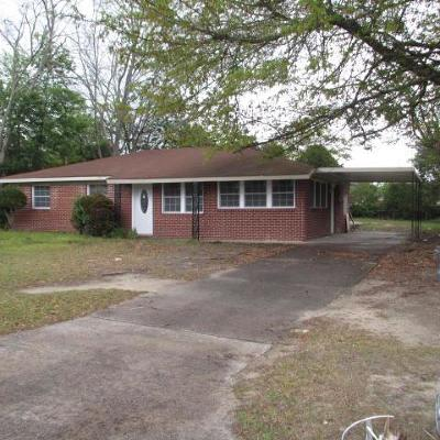 Richmond County Single Family Home For Sale: 3318 Karian Drive