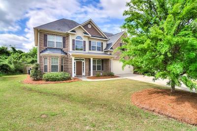 Grovetown Single Family Home For Sale: 403 Keesaw Glen