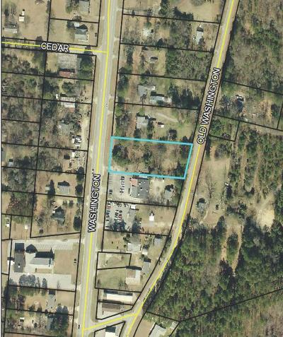 Thomson Commercial For Sale: 1532 Washington Road