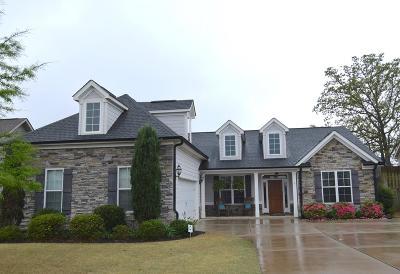 Evans Single Family Home For Sale: 1244 Berkley Hills Pass