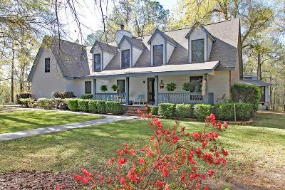 Richmond County Single Family Home For Sale: 1753 Taylor Road