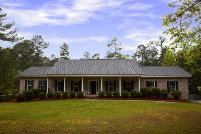 Appling Single Family Home For Sale: 6177 Ridge Road