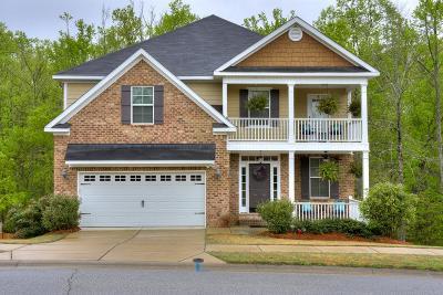 Evans Single Family Home For Sale: 1639 Jamestown Avenue