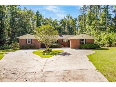 Evans Single Family Home For Sale: 5140 Fairington Drive