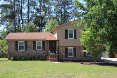 Martinez Single Family Home For Sale: 297 Twin Pines Drive