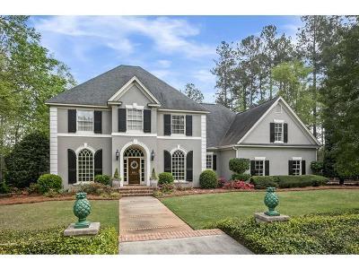 Martinez Single Family Home For Sale: 601 High Hampton Drive