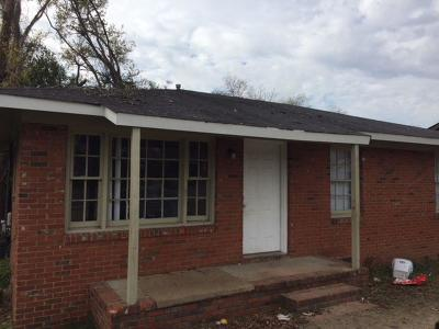 Augusta Single Family Home For Sale: 1014 12th Avenue