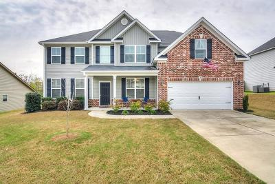 Grovetown Single Family Home For Sale: 1432 Summit Way