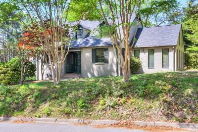 Augusta Single Family Home For Sale: 2821 Bellevue Avenue