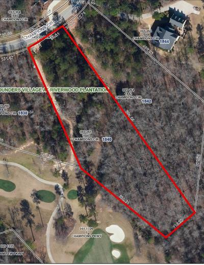 Columbia County Residential Lots & Land For Sale: 1840 Champions Circle