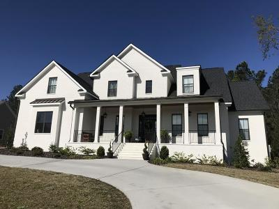 Evans GA Single Family Home For Sale: $649,900