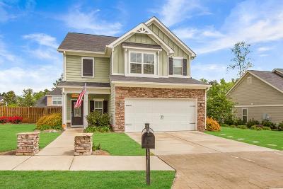Grovetown Single Family Home For Sale: 806 Paisley Lane