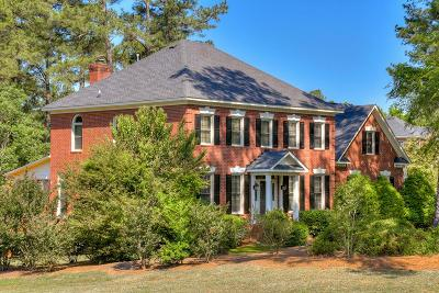 Evans Single Family Home For Sale: 1402 Ashwood Drive