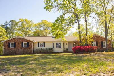 North Augusta Single Family Home For Sale: 104 Blanchard Road