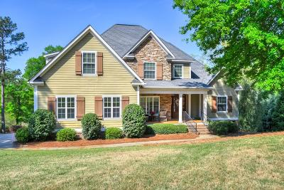 North Augusta Single Family Home For Sale: 295 River Wind Drive