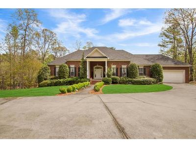 Augusta Single Family Home For Sale: 3011 Ray Owens Road