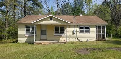 Edgefield County Single Family Home For Sale: 312 Burt Street