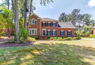 Evans Single Family Home For Sale: 754 Bradberry Creek