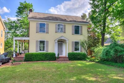 Richmond County Single Family Home For Sale: 2442 McDowell Street
