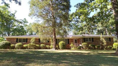 North Augusta Single Family Home For Sale: 806 Currytown Road