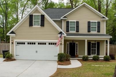Waynesboro Single Family Home For Sale: 116 Oak Lane Ext