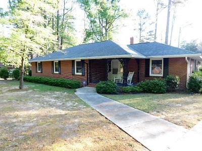 McDuffie County Single Family Home For Sale: 410 Lee Street