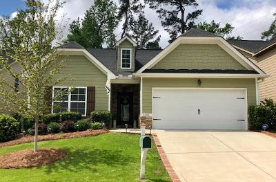 Augusta Single Family Home For Sale: 2606 Sherborne Court