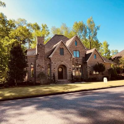 Evans GA Single Family Home For Sale: $869,000